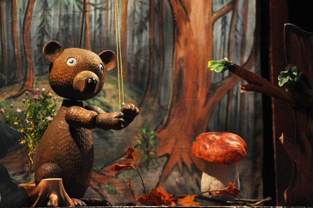 Máša a tři medvědi / Sváťovo Dividlo