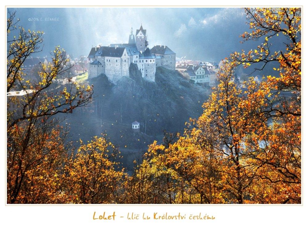 Vstupné na hrad Loket se od 1.1.2021 zvýší o 15 %