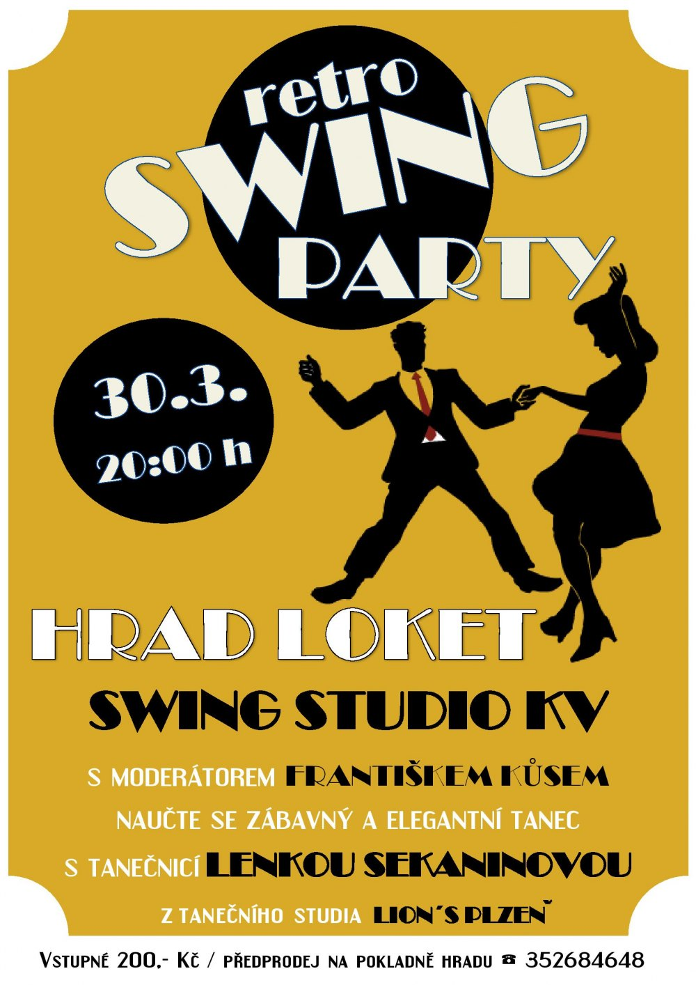 RETRO SWING PARTY
