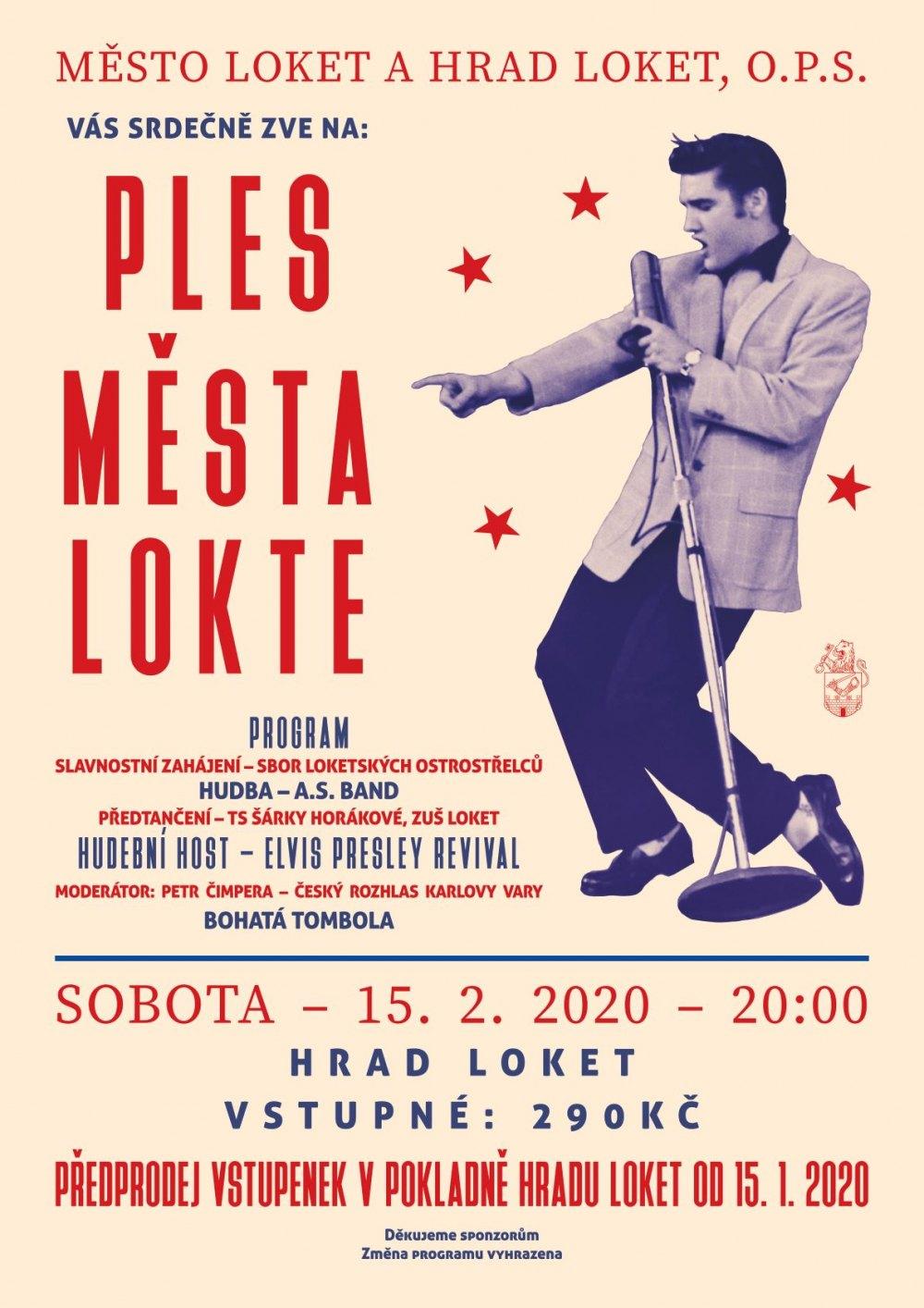 Ples města Loket