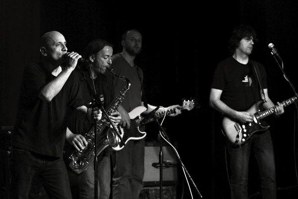 Koncert Garage & Tony Ducháček