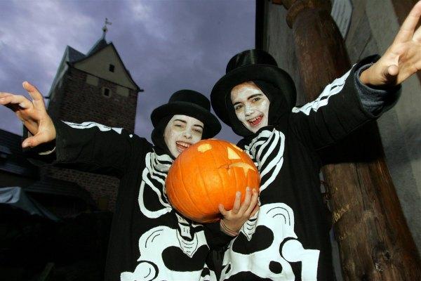 Rej Strašidel - karneval pro děti