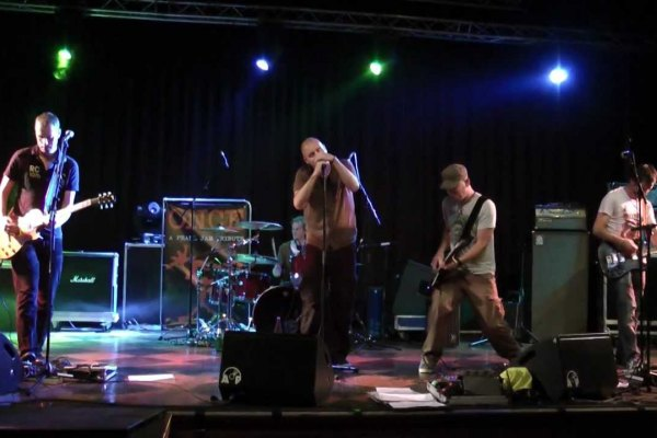 Pearl Jam Tribute Band + Alice In Chains Tribute Prague